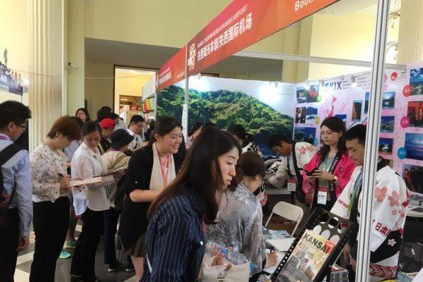 上海世界旅行博覧会(WTF2018)でのKANSAI プロモーションを実施しました
