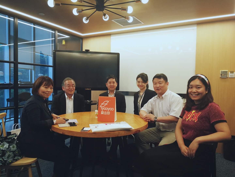 上海世界旅行博覧会(WTF2018)でのKANSAI プロモーションを実施しました セールスコール