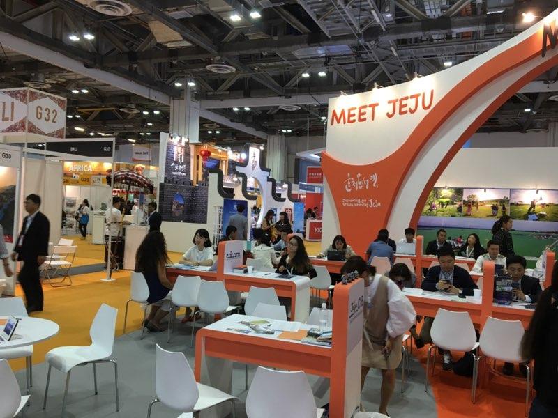 ITB Asia 2018(アジア国際ツーリズム・マーケット展)に出展しました