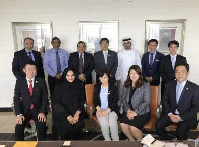 中東・ドバイなどでのBtoB商談会、BtoCイベントに参加、KANSAIのPRを行いました