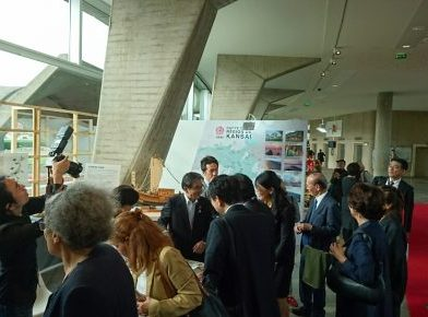 日本へのクリエイティブな旅展に参加しました