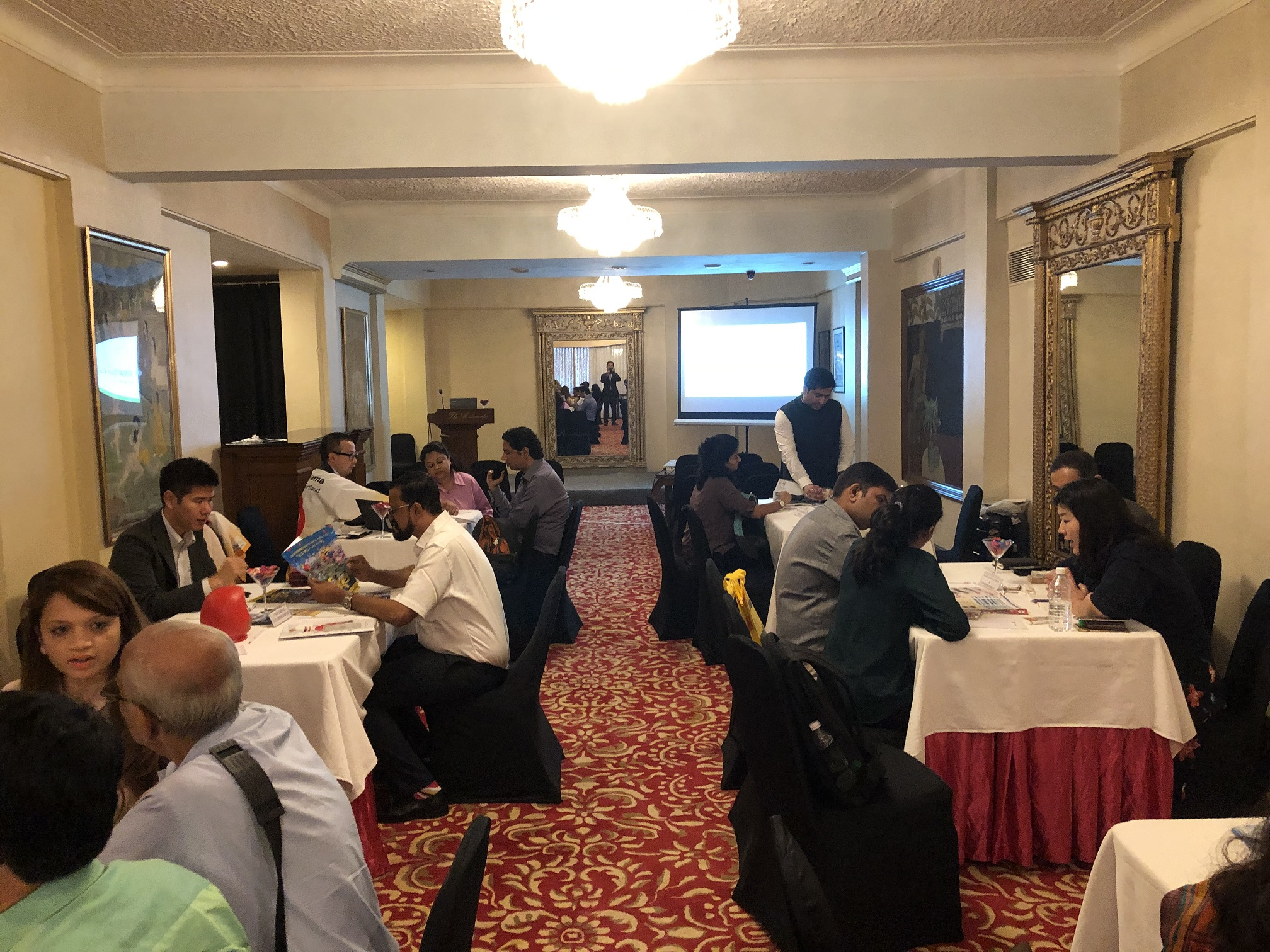 インド主要3都市において関西をPRする「KANSAI Tourism Seminar」を開催しました