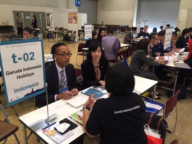「VISIT JAPAN Travel Mart2018 -ASEAN・INDIA-」に参加しました