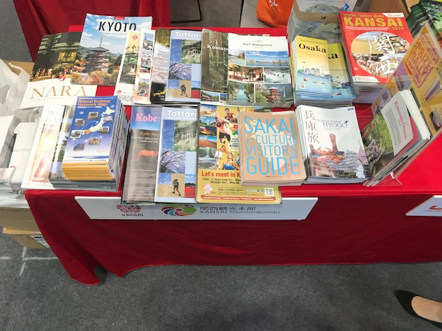 New York Times Travel Show(NYTTS)旅行博覧会(ニューヨーク)に出展しました