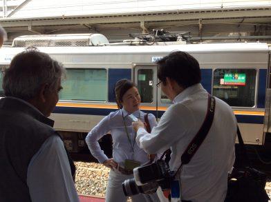 G20大阪サミット・プレスツアーを実施しました