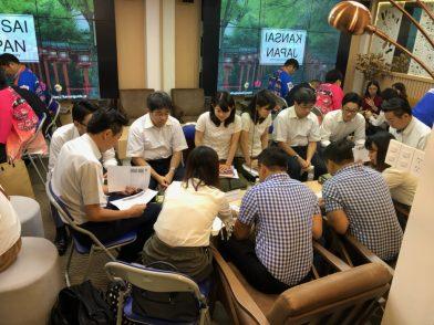 ベトナム・ホーチミンにてプロモーションを実施しました ベトナム旅行会社との個別商談会