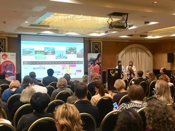 ロシア サンクトペテルブルグ・モスクワ ラグジュアリー商談会に参加しました