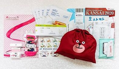 韓国LCCジンエアー実施の大阪・関西旅行遊覧飛行事業に参画しました