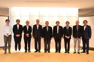 関西のインバウンド観光の新たなグランドデザインの策定に向けた第一回有識者会議を開催しました